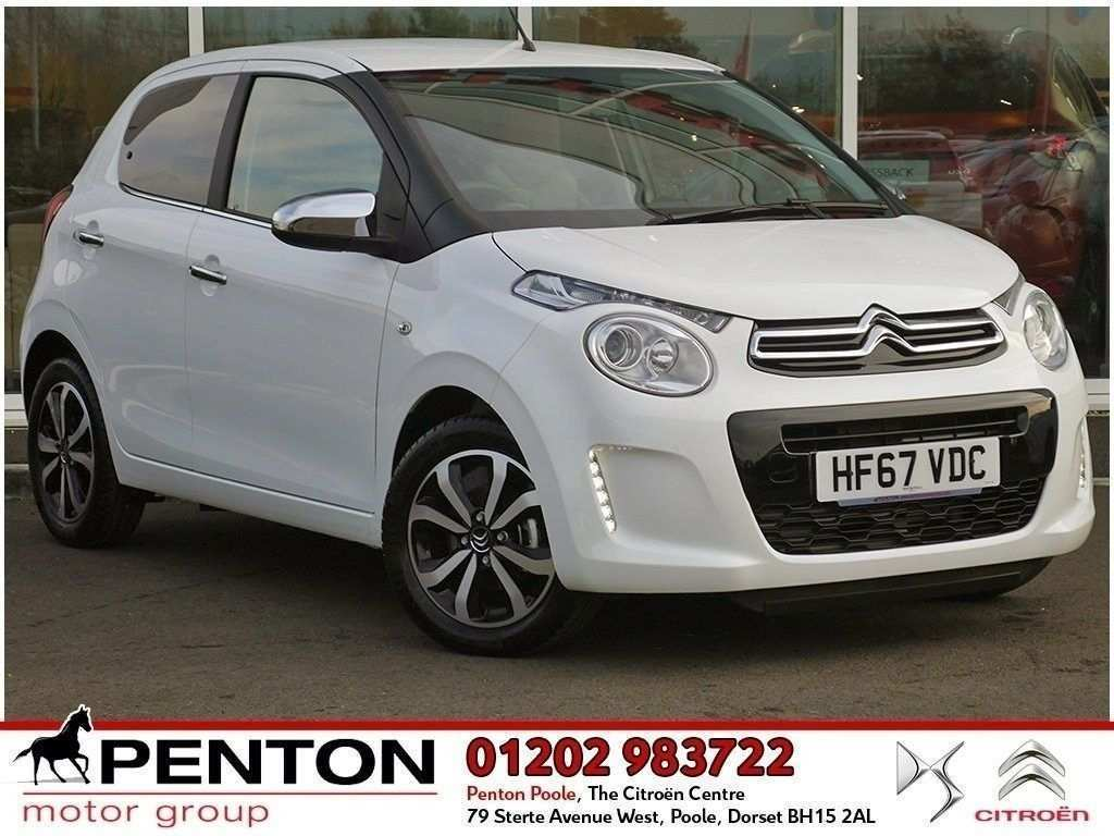 87 A Citroen C1 2020 Price And Release Date