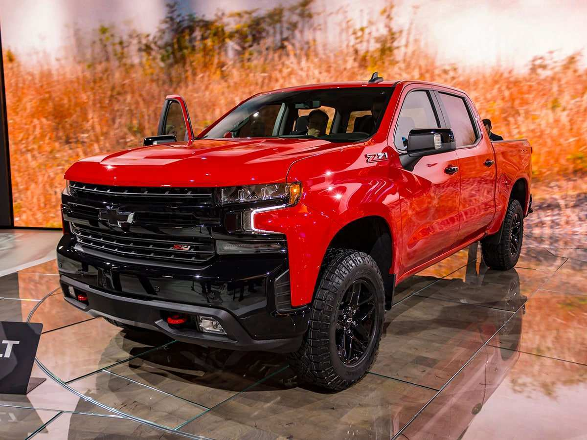 87 All New 2019 Chevrolet Pictures Release