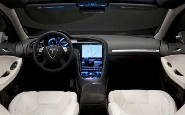 87 All New 2019 Tesla Model S Redesign First Drive