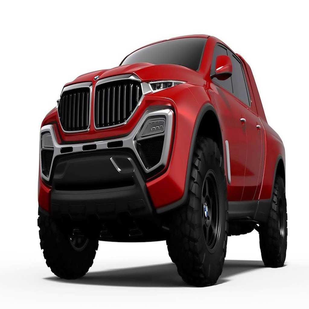 87 All New 2020 Bmw Pickup Truck Review