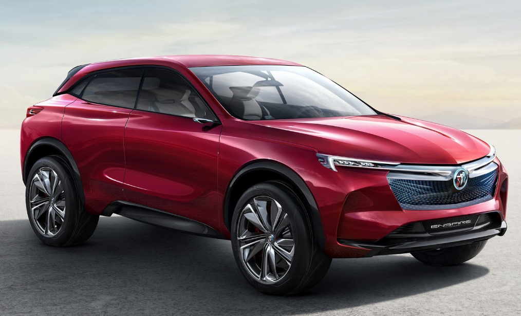 87 All New 2020 Buick Enspire Release Date And Concept