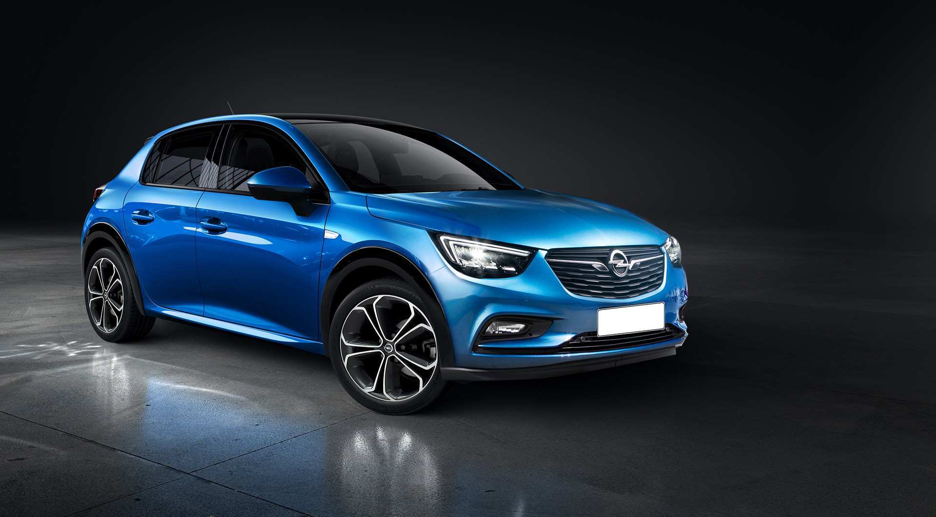 87 All New Opel Corsa 2020 Rendering Concept And Review