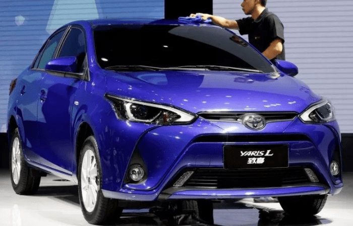 87 All New Toyota Yaris 2020 Concept Exterior