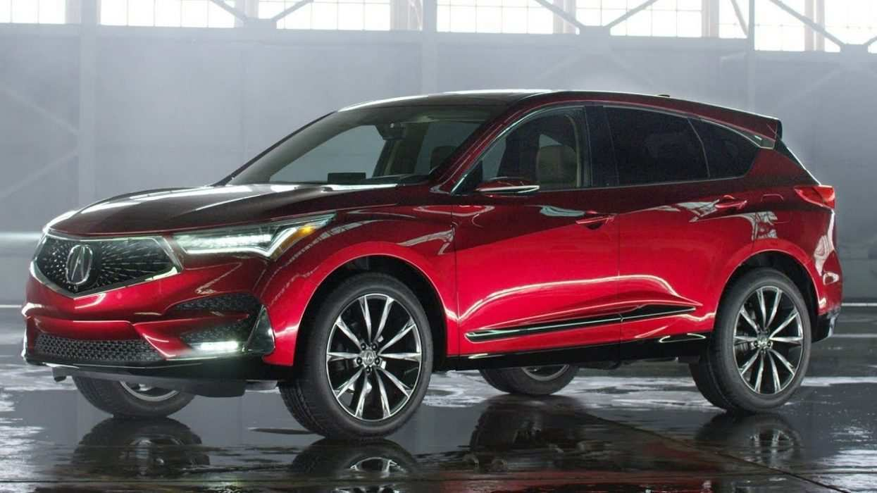 87 Best 2019 Acura Rdx Rumors Price And Release Date