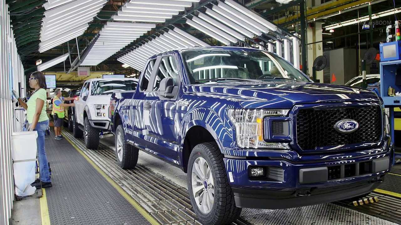 87 Best 2019 Ford Production Schedule Performance And New Engine