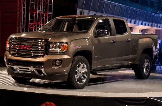 87 Best 2020 Gmc Canyon Redesign Pricing