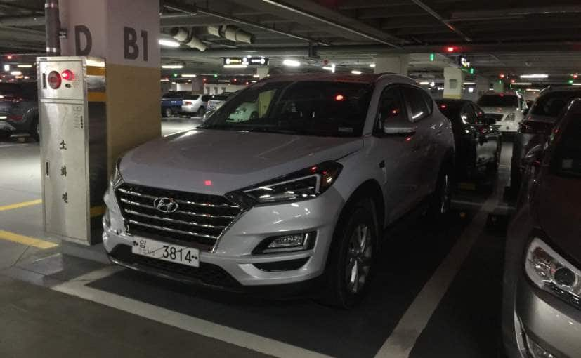 87 Best Hyundai Tucson 2019 Facelift Redesign