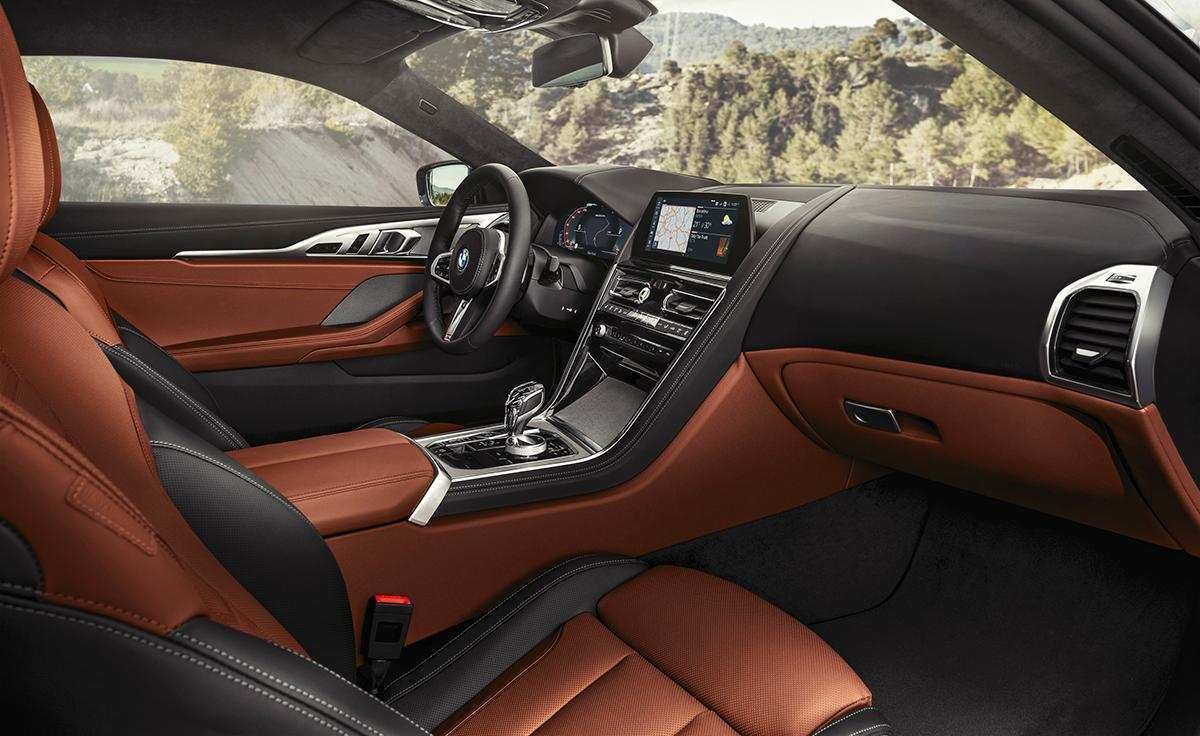 87 New 2019 Bmw 8 Series Interior Release Date