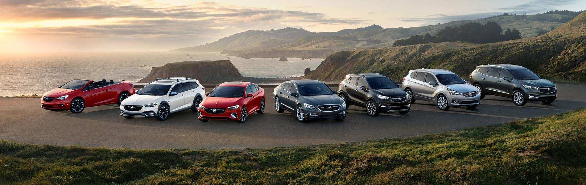 87 New 2019 Buick Lineup Review And Release Date