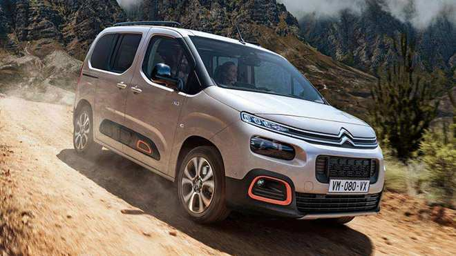 87 New 2019 Citroen Berlingo Redesign And Concept