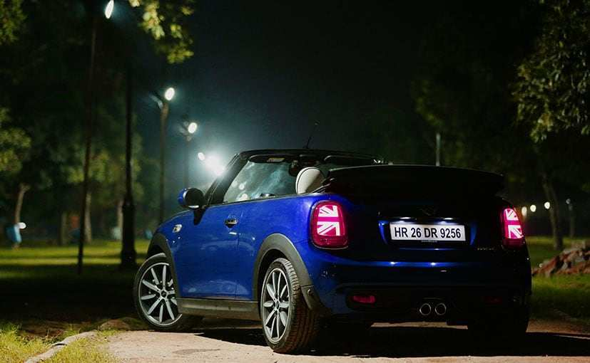 87 New 2019 Mini Convertible Review Redesign