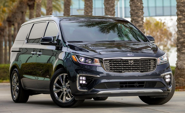 87 New 2020 Kia Sedona Release Date Ratings