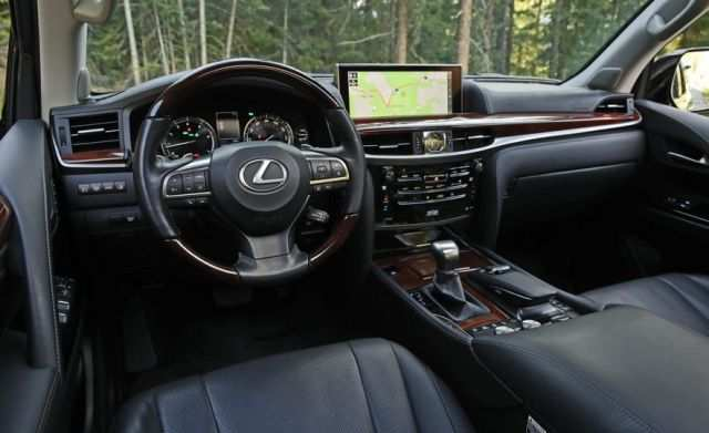 87 New 2020 Lexus Lx 570 Hybrid Concept And Review