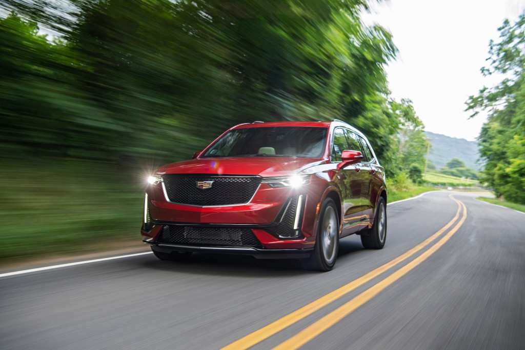 87 New Cadillac Electric Car 2020 New Concept
