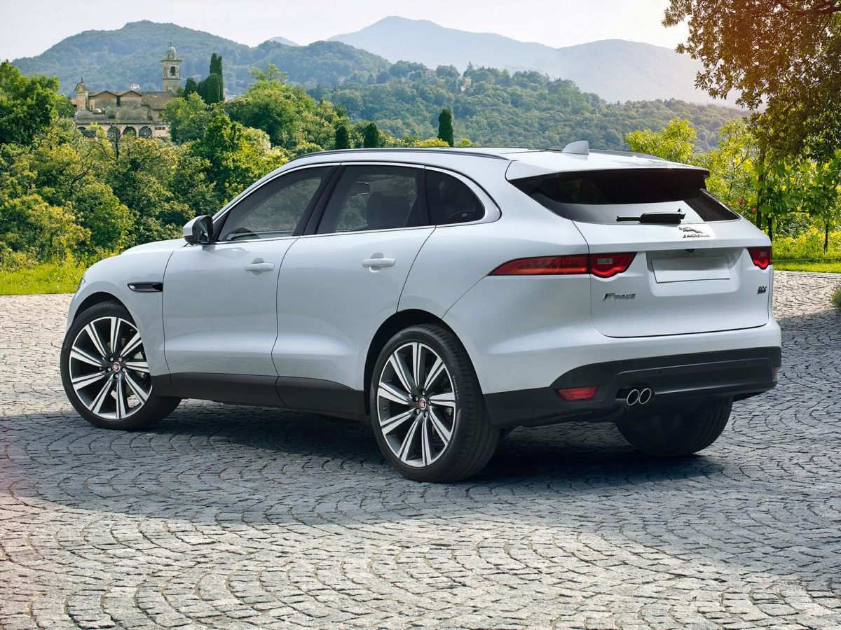 87 New Jaguar F Pace New Model 2020 Spy Shoot