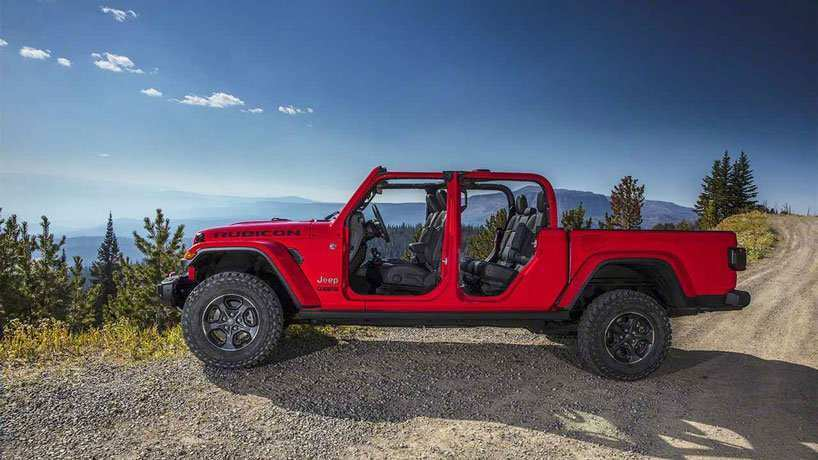 87 New Jeep Wrangler Truck 2020 Configurations