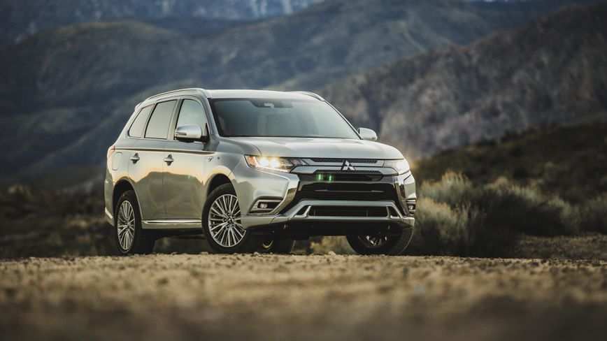 87 The 2019 Mitsubishi Outlander Phev Review New Review