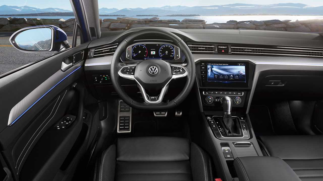 87 The 2019 Volkswagen Passat Interior Review And Release Date