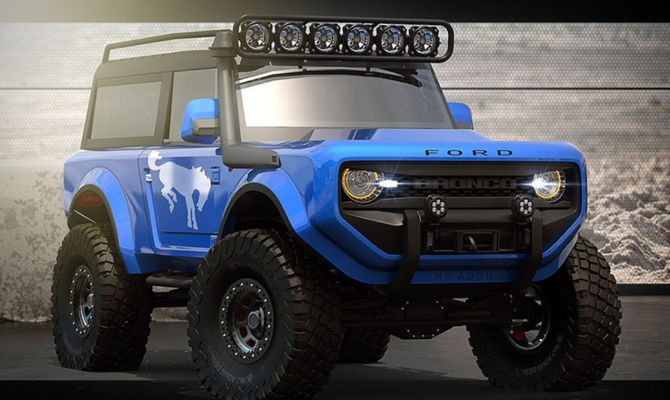87 The 2020 Ford Bronco Raptor Prices