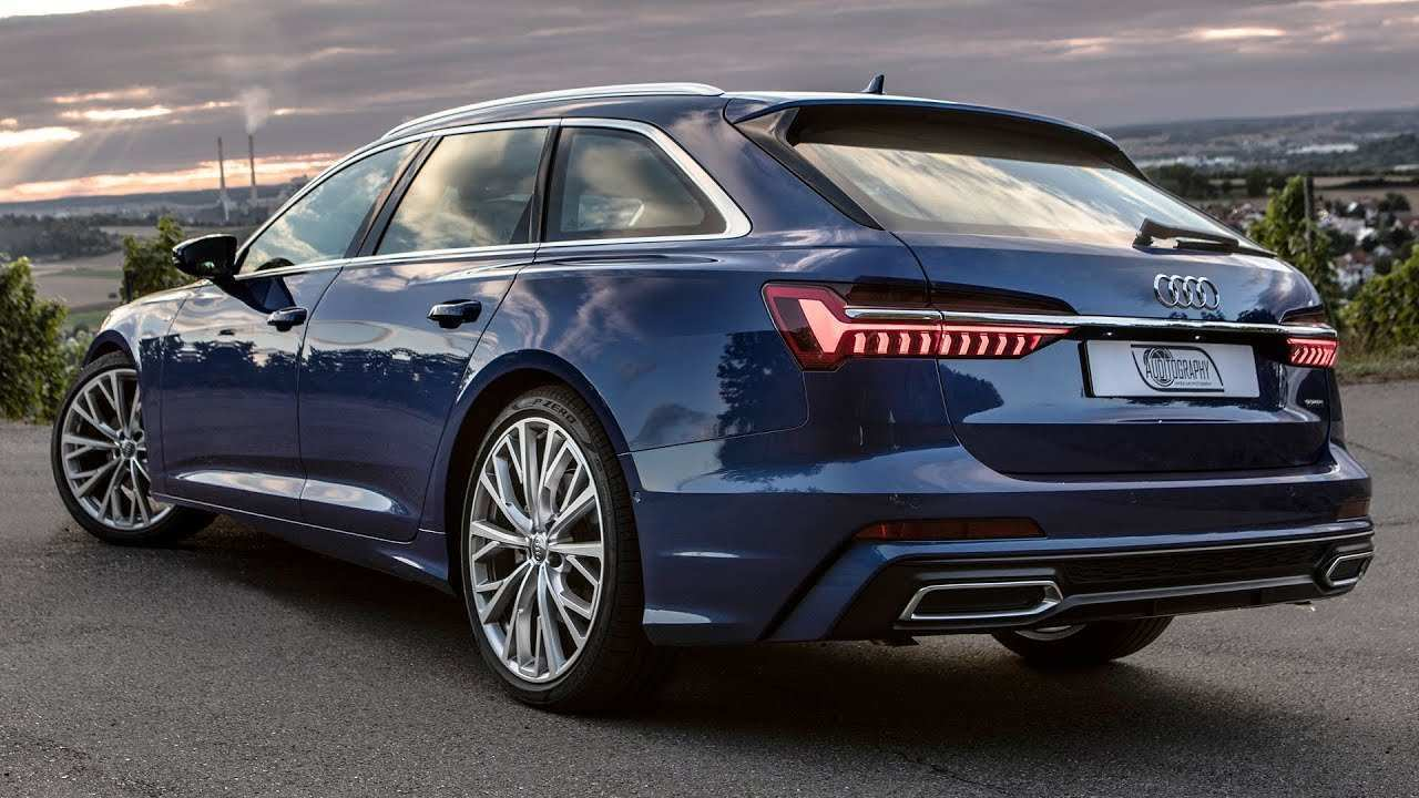 87 The Best 2019 Audi Wagon Usa Pricing