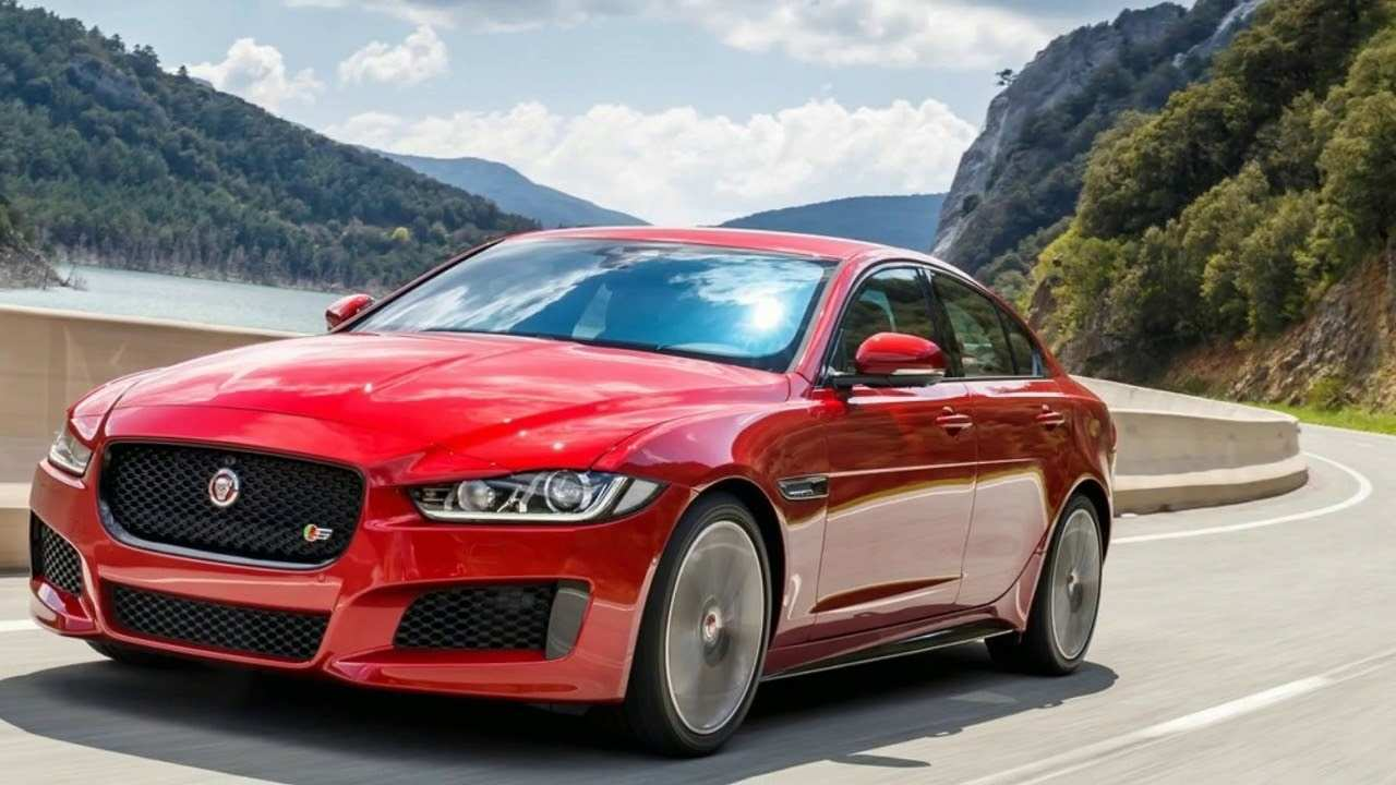 87 The Best 2019 Jaguar Xe Release Date Specs And Review