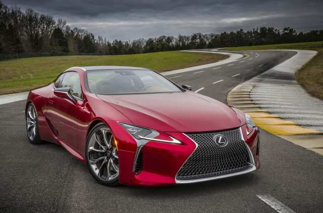 87 The Best 2019 Lexus Lc F Performance And New Engine