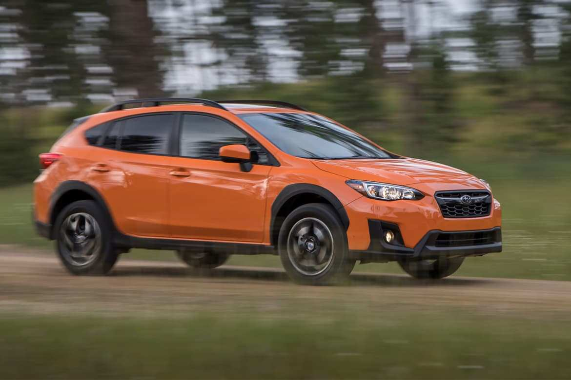 87 The Best 2019 Subaru Crossover Release Date