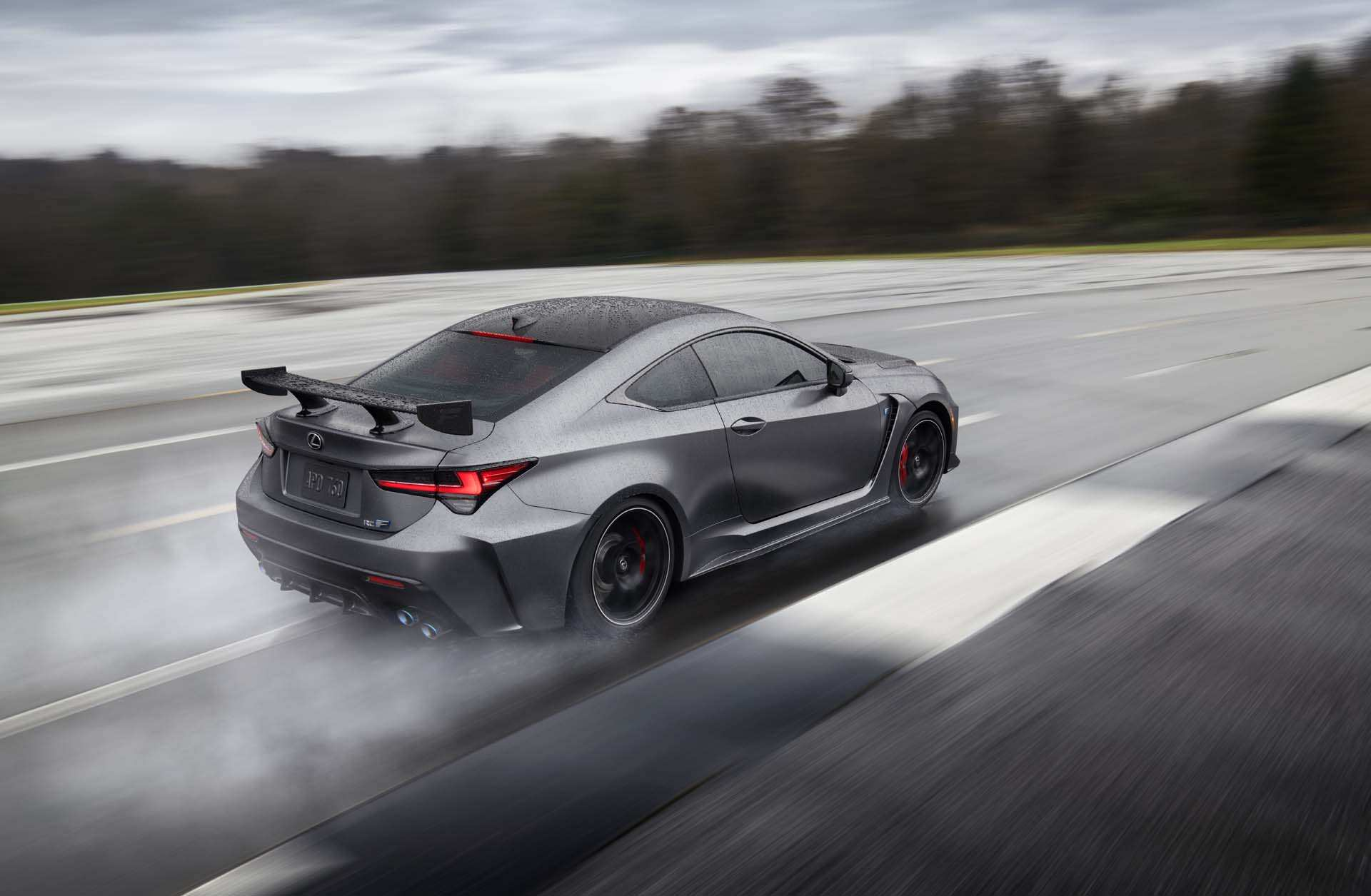 87 The Best 2020 Lexus Rc F Track Edition 0 60 Style