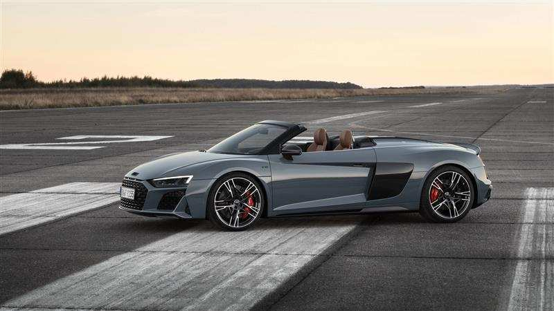 87 The Best Audi R8 2020 Black Picture