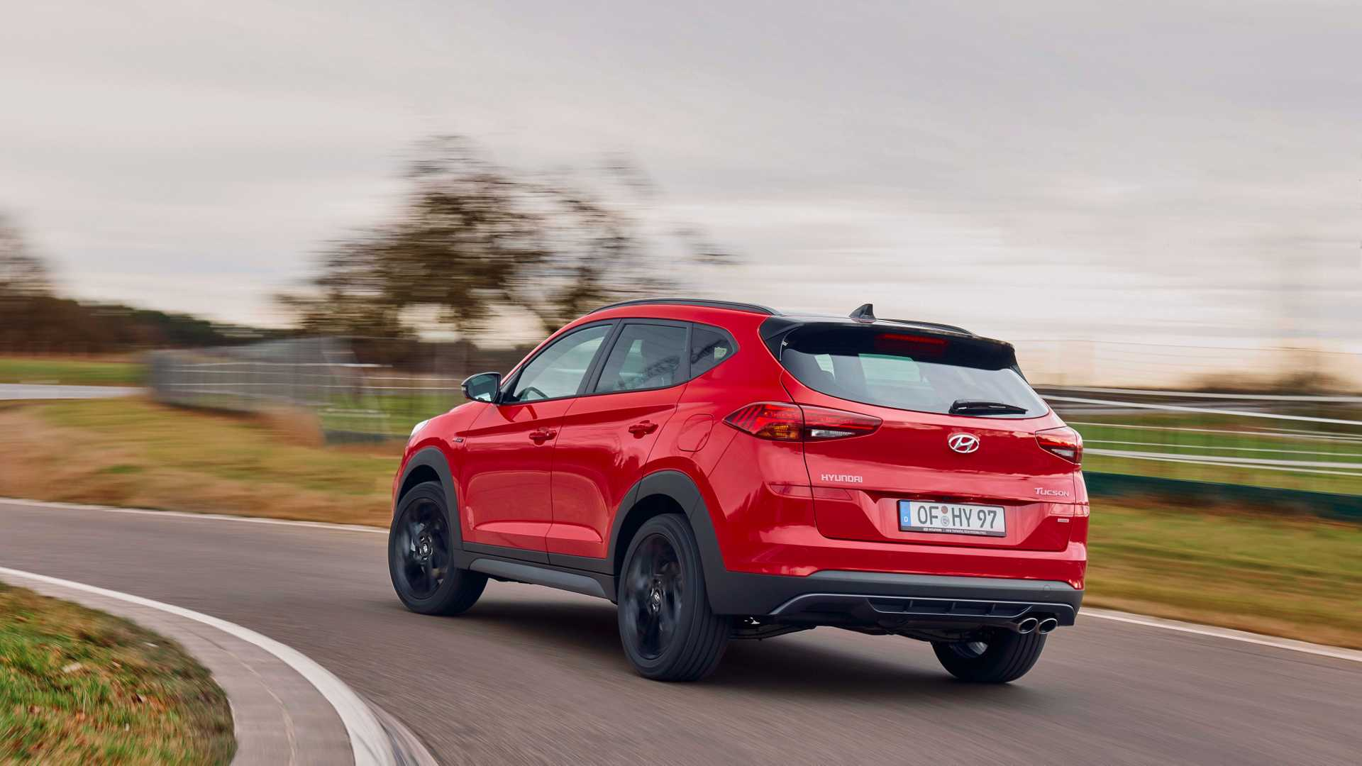 87 The Best Hyundai Tucson N Line 2020 New Model And Performance
