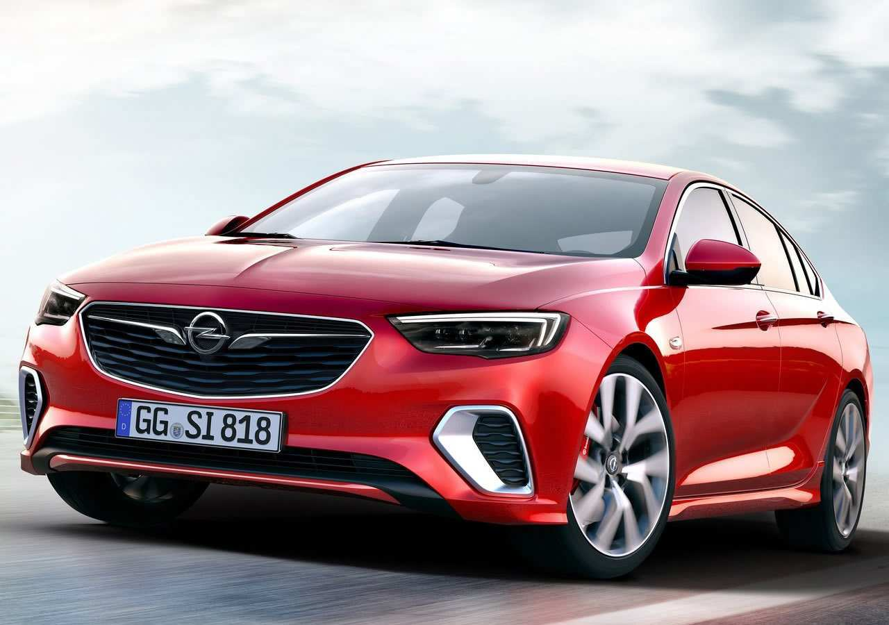 87 The Best Opel Insignia Opc 2020 Spesification