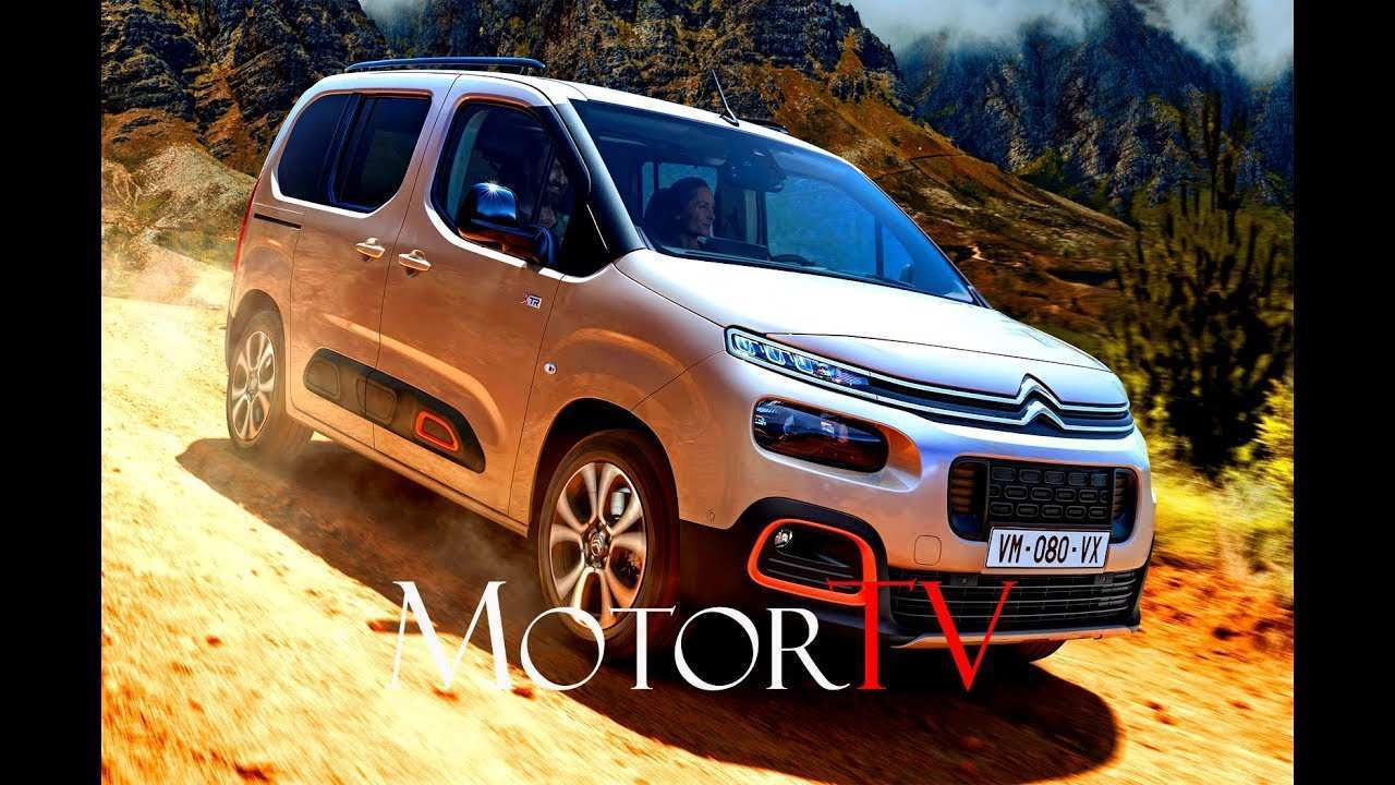 87 The Citroen Berlingo 2020 Concept And Review