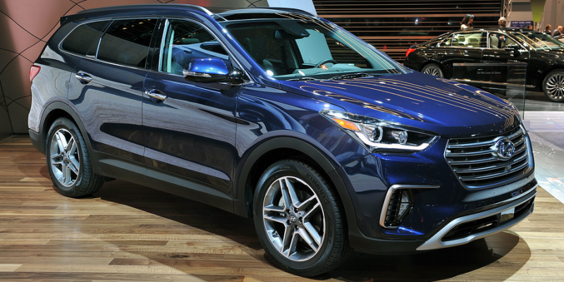 87 The Hyundai Grand Santa Fe 2020 Redesign And Review