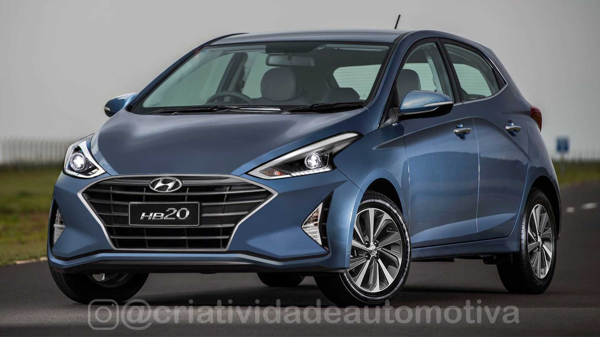 87 The Hyundai Hb20 2020 Price And Review