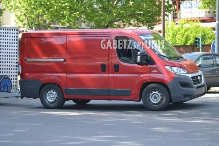 87 The Peugeot Boxer 2020 Overview