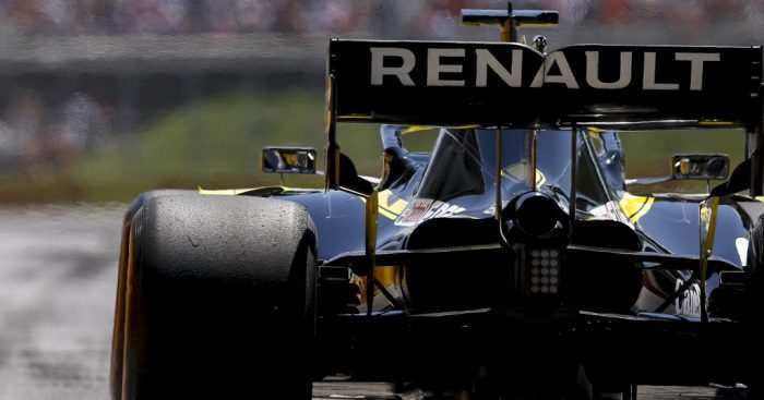87 The Renault 2020 F1 Release Date