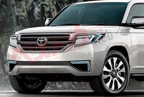 87 The Toyota New Land Cruiser 2020 Price