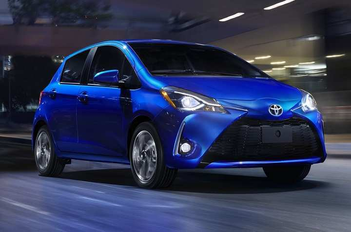 87 The Toyota Yaris 2020 Concept Release Date and Concept