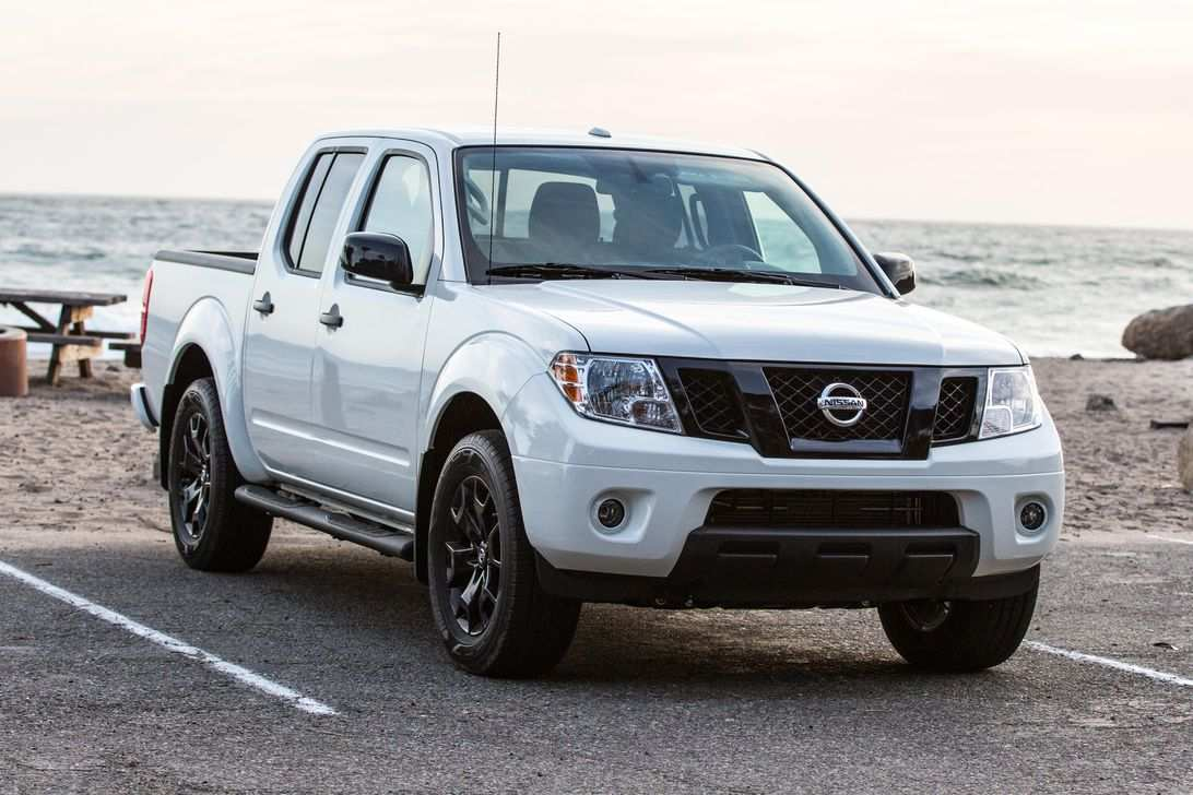 87 The When Will The 2020 Nissan Frontier Be Available Speed Test