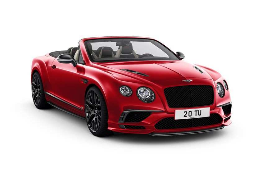 88 A 2019 Bentley Supersport Pricing