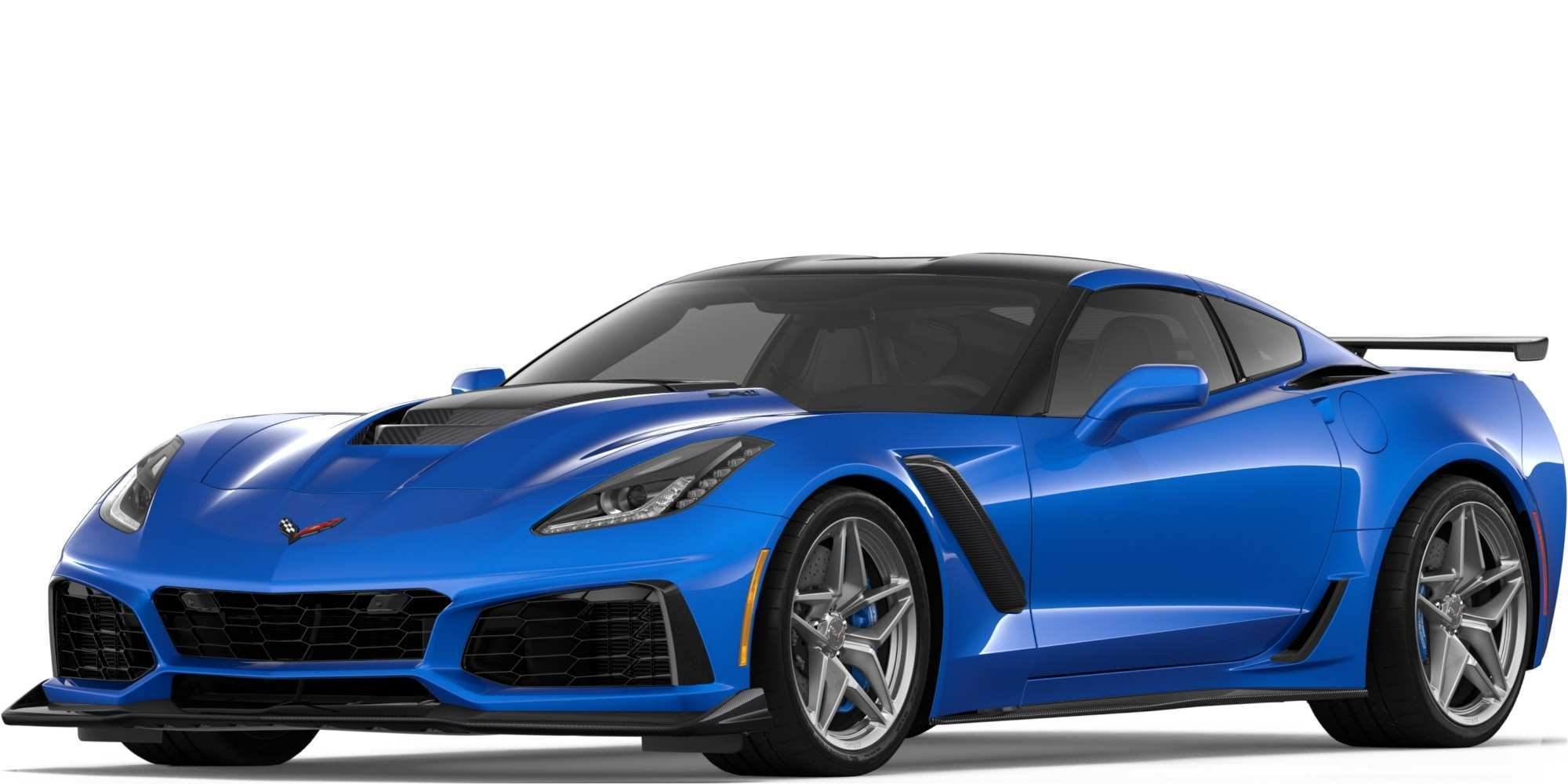 88 A 2019 Chevrolet Corvette Zr1 Is Gms Most Powerful Car Ever Redesign