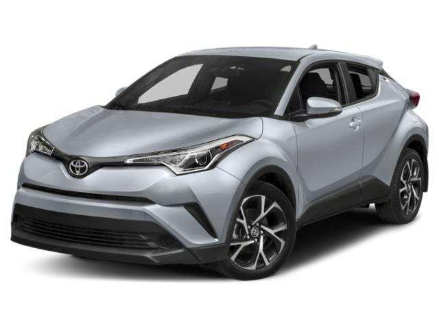 88 A 2019 Toyota C Hr History