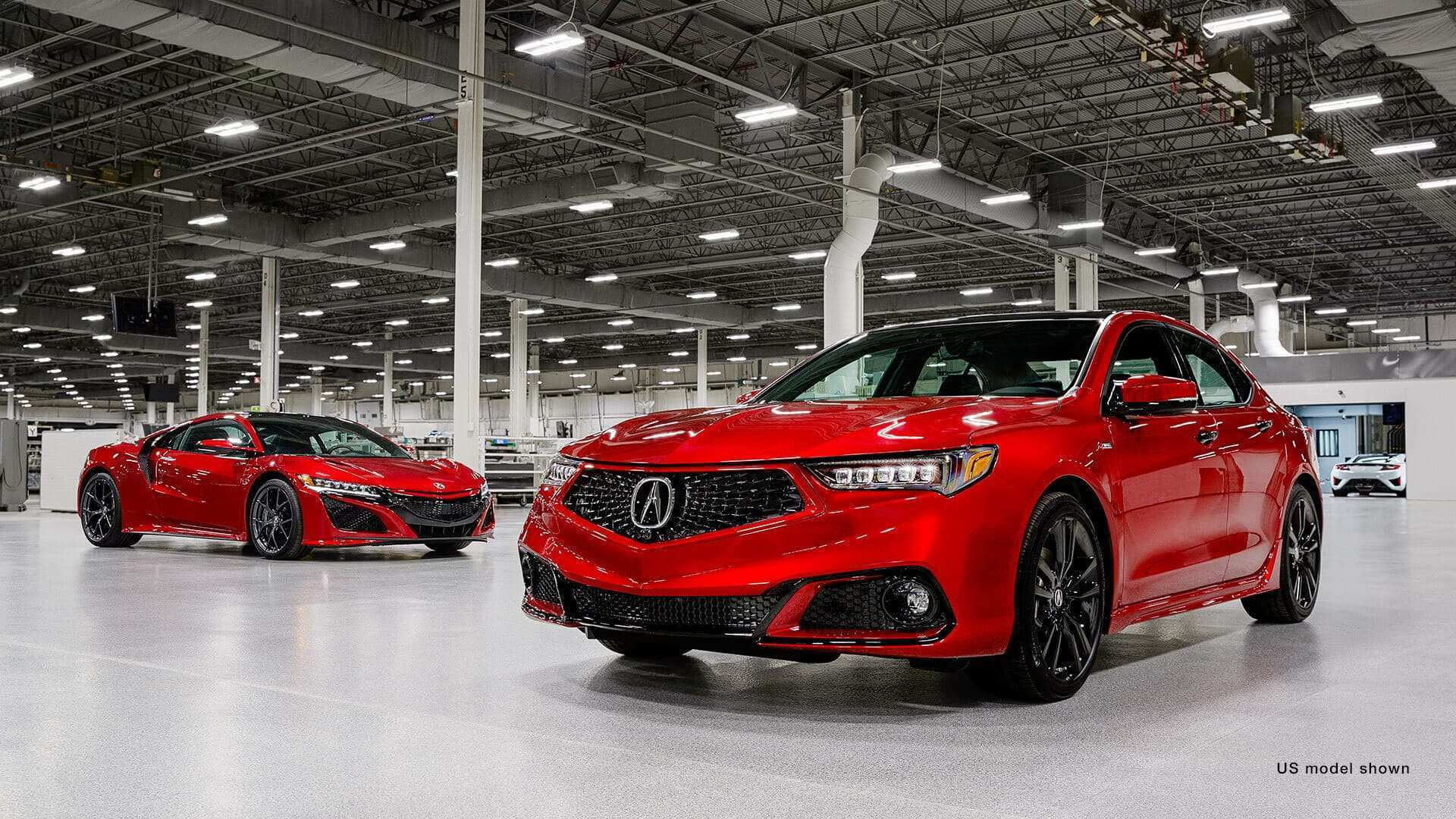 88 A 2020 Acura Lineup Performance