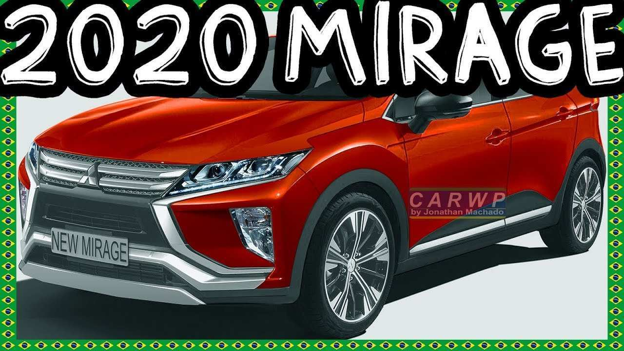 88 A Mitsubishi G4 2020 Concept And Review