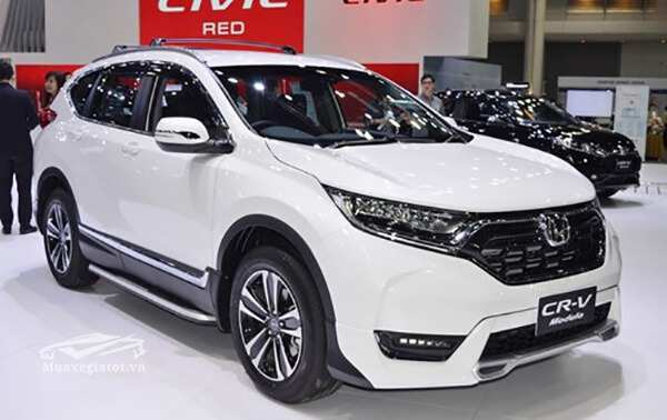 88 A Xe Honda Crv 2020 New Model And Performance