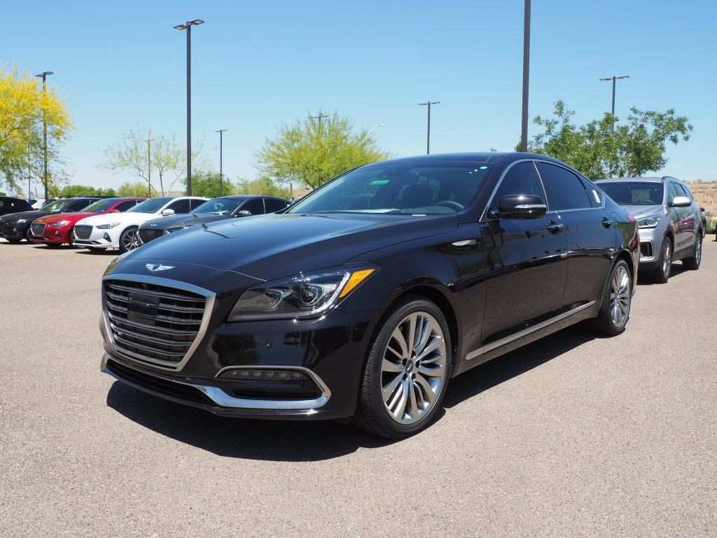 88 All New 2019 Genesis 5 0 Photos