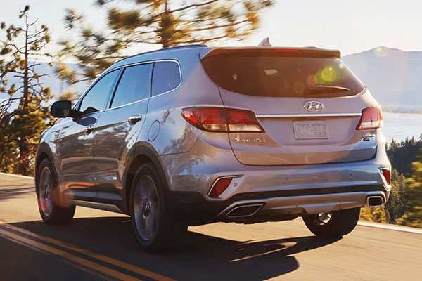 88 All New 2019 Hyundai Santa Fe Sport Redesign First Drive