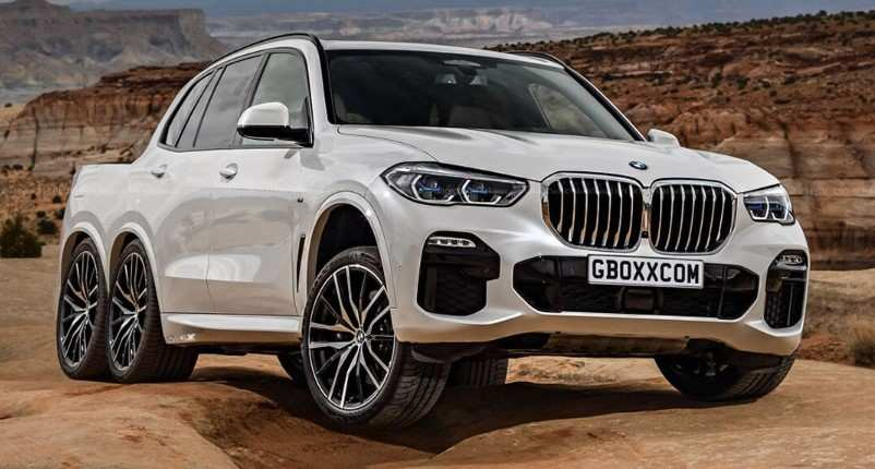88 All New 2020 Bmw Pickup Truck Redesign And Concept