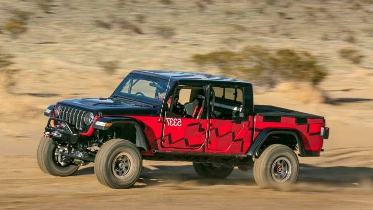 88 All New 2020 Jeep Gladiator King Of The Hammers Overview