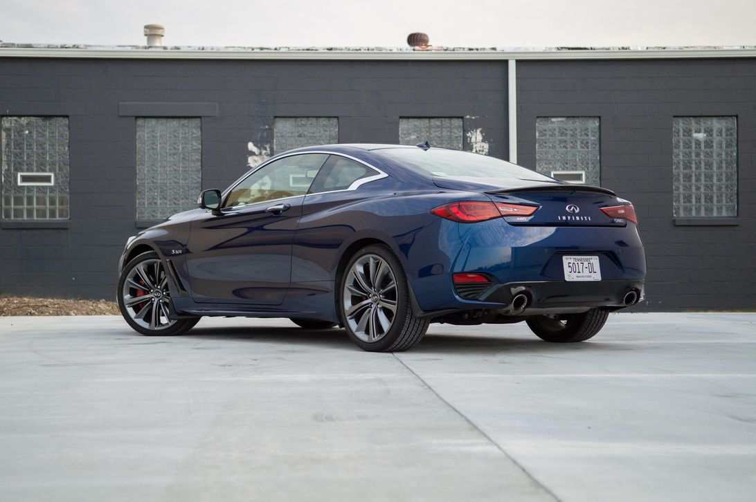 88 All New Infiniti Q60 2020 Redesign
